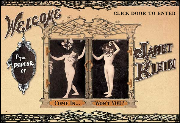 Welcome to Parlor of Janet Klein